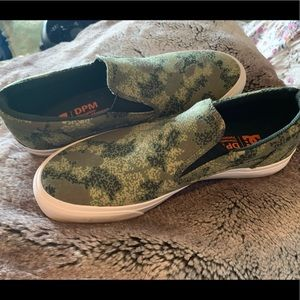 DC Trase Slip-on Shoes in Camo